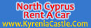 Kyrenia Castle Rent-a-Car, North Cyprus